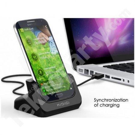 Как подключить Samsung Galaxy S4 к компьютеру через USB?